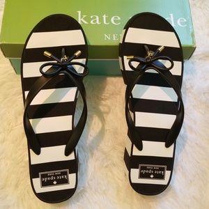Kate Spade Brand New Flip Flops..